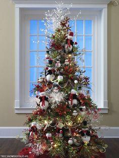 RAZ 2012 Christmas Trees