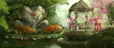 Our Hearts and Hooves by Devinian.deviantart.com on @deviantART