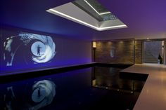 Home theater / Swimming pool
