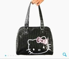 Hello Kitty Purse! Yes!