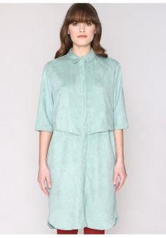 Vestido Olimpia Verde