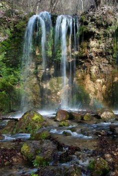 Hájske vodopády - Košicky kraj » Okres Košice - okolie » Háj