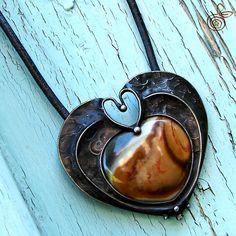 Ceramic Jewelry, Copper Jewelry, Wire Jewelry, Jewelry Findings, Pendant Jewelry, Jewelry Art, Gemstone Jewelry, Jewelery, Jewelry Necklaces