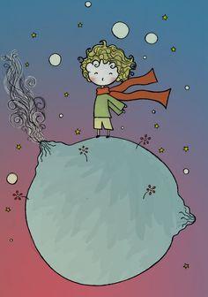 Le Petit Prince by suguspiranha
