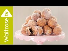 Get Baking with Paul Hollywood | Chocolate Brioche Doughnuts |  TECHNIQUE --- Paul shows how to make brioche dough in stand mixer.