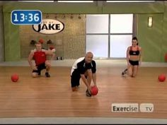 Cardio Workout... been looking for this video, couldn't find it after exercisetv.tv shut down