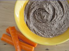"""Black Bean Hummus  Sometimes when I am wandering the aisles of the grocery store, I think  about the cost of much of the of the pre-packaged """"store bought"""" food that  is available to take home. I think about how easy most of these foods are  to make from scratch and how cheap the ingr"""