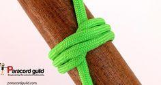 Strangle knot tutorial.