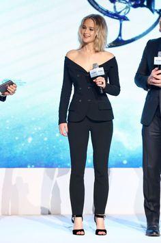 La espectacular vuelta de Jennifer Lawrence
