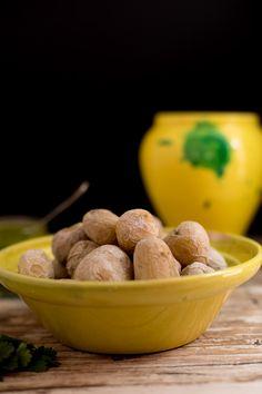 Cómo hacer papas arrugadas, una de las recetas más típicas de la cocina canaria