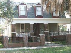 1910 Dutch Colonial  Historic Springfield  Jacksonville, Florida
