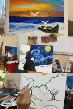 Katerina Art Studio offer art lessons, art courses and art classes for kids and adults. Art lessons available in the morning, afternoon and evening. Palm Coast Florida, Flagler Beach, Art Courses, Art Lessons, Cool Art, Composition, Environment, Students, Oil