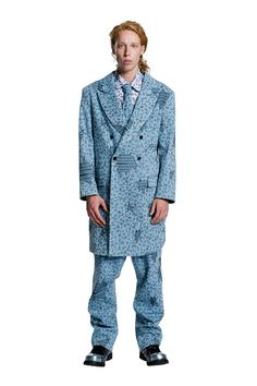 suit !! #print» Daniel Palillo Spring/Summer 2014 Lookbook