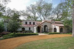#Spanish Spanish style home...