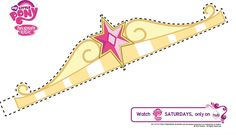 cut-out tiara