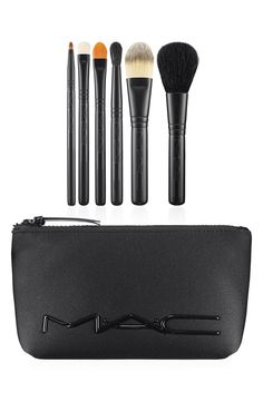With six essential brushes, this M·A·C kit is fit for any beauty junkie.