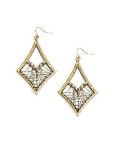 The Urban Traveler Earrings by JewelMint.com, $29.99