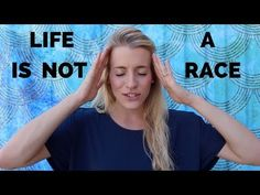 Life is not a race
