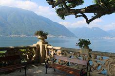 Villa del Balbianello (Tremezzina, Italy on Lake Como)
