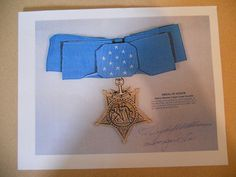 WOODY WILLIAMS 8x10-WW2 MEDAL OF HONOR-USMC IWO JIMA  AUTOGRAPED/SIGNED PIC