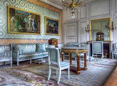 Le Grand Trianon. The Breakfast room