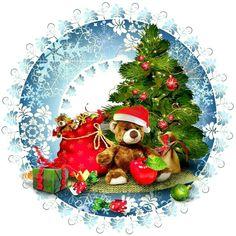 Christmas Decoupage, Christmas Card Crafts, Christmas Labels, Christmas Drawing, Christmas Clipart, Diy Christmas Ornaments, Christmas Printables, Christmas Pictures, Christmas Art