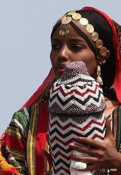 Femme de Djibouti