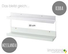 IKEA RIBBA-und-Mosslanda-Bilderleiste-das-ist-gleich-www.limmaland.com
