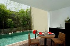 We have a new resort now open in Bali, our second, and along with a low introductory room rate we are also offering a 20 percent discount for the late summer months.    That makes a holiday VERY affordable!    Centra Taum Seminyak Bali is located in Seminyak, a great place for all travellers, including families.