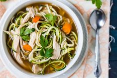 Cutting carbs or going paleo? If you haven't tried zoodles yet, then you're doing it wrong! Check out these yummy recipes here!