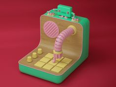 The Beatmaker by Animade  - Dribbble