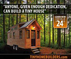 Tiny Home Builders Tiny House Book