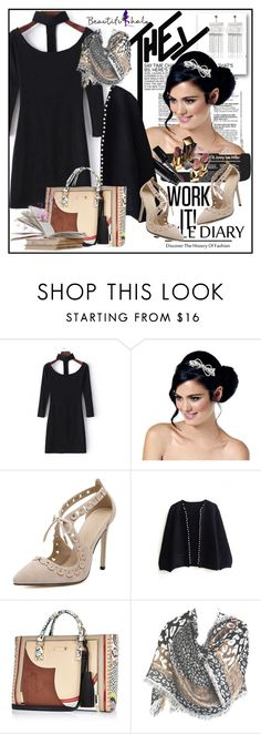 """""""Beautifulhalo.com"""" by lip-balm ❤ liked on Polyvore featuring Jon Richard, Chanel, River Island and beautifulhalo"""