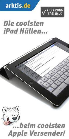 Die coolsten iPad 4 Hüllen beim coolsten Apple Versender!