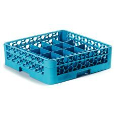 Find best price for Carlisle OptiClean 20 Compartment Cup Rack with 1 Extender, Compartments, Blue (Pack of Dishwasher Racks, Commercial Kitchen Equipment, Washer Machine, Commercial Dishwasher, Glass Rack, Dish Racks, Restaurant Equipment, Kitchen Supplies, Carlisle