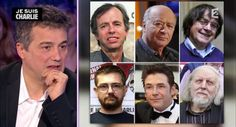 """Charb: """"ils ne vont pas me butter ces cons, ça ferait un scandale national""""  - Il s'est trompé, il est mondial #ONPC"""