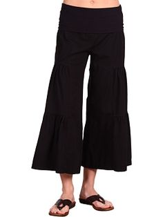 Love these gaucho pants!