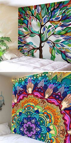 home decor ideas:Wall Tapestries