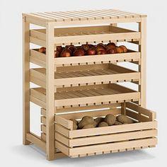 Obst- und Gemüsehorde, Buche