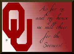 Oklahoma Sooners #1