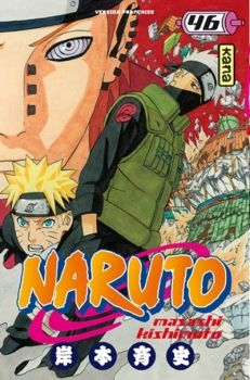Couverture Naruto, tome 46