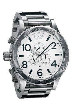 Nixon 'The 51-30 Chrono' Watch | Nordstrom