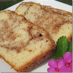 Cinnamon Swirl Banana Bread and other kinds of banana breads including pumpkin