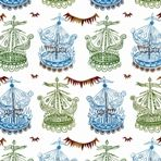 A new wallpaper collection from the Warner Textile Archive. Tile Patterns, Print Patterns, New Wallpaper, Pattern Wallpaper, Pattern Design, Projects To Try, Stationery, Greeting Cards, Gift Wrapping