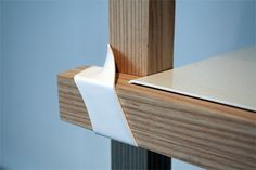 heat shrink tubing for furniture joints