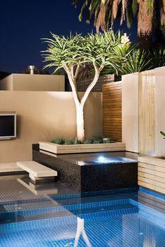 Minimalist Garden Integrating the Best Outdoor Activities on Garrell Street…