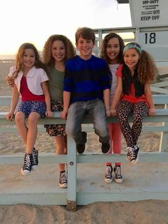 MattyB and his friends