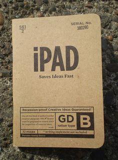 iPAD - revolutionary