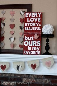 What's your love story?