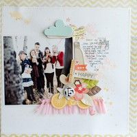 A Project by Wilna from our Scrapbooking Gallery originally submitted 04/02/12 at 12:00 AM